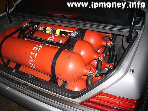 Авто газовое оборудование