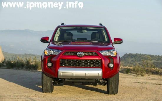 Toyota 4Runner образца 2014
