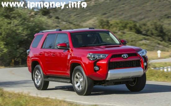 Toyota 4Runner сбоку