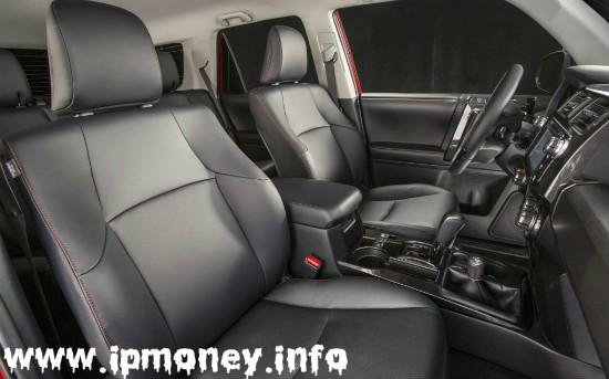Обивка сидений Toyota 4Runner