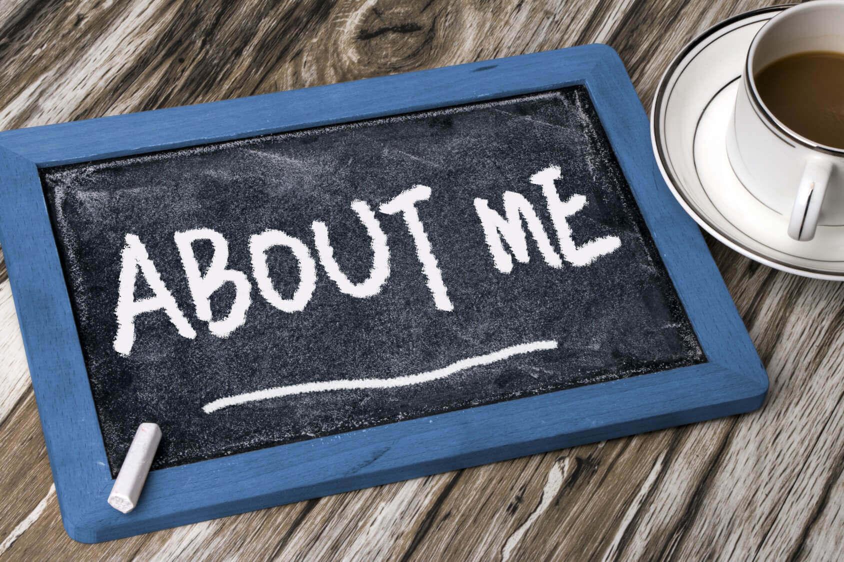 Плагин About Me Widget - Плагин About Me Widget для сайт WordPress