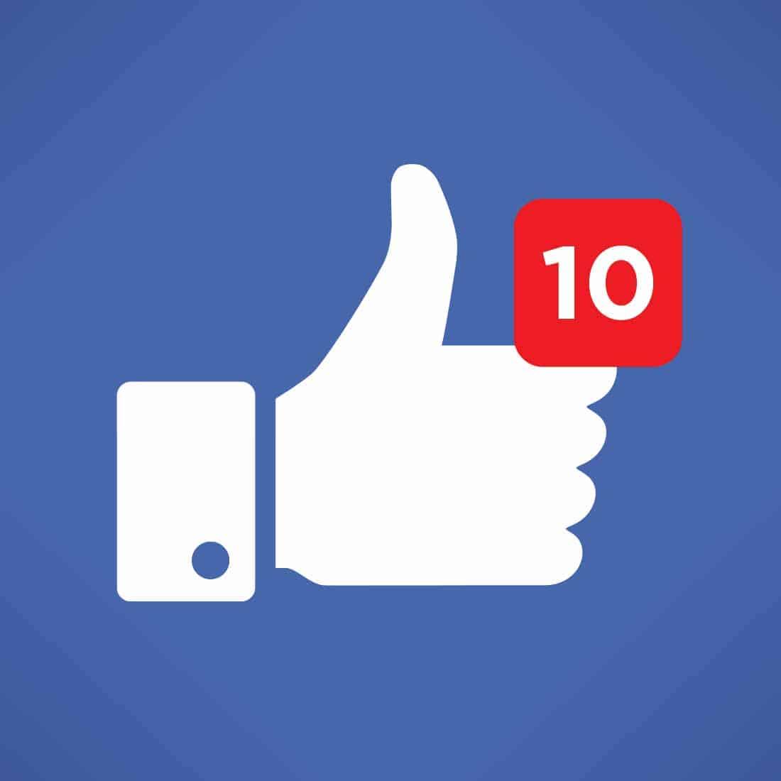 Установка кнопки Like от Facebook - Быстрая установка кнопки Like от Facebook