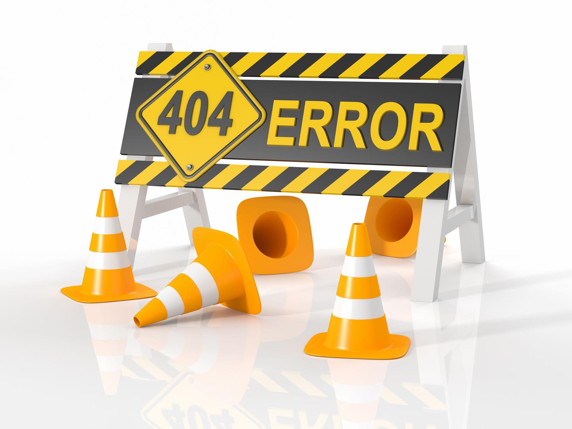 Правильный HTTP заголовок 404