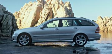 Mercedes-Benz C-klasse II (W203) Универсал 5 дв. 2001—2007