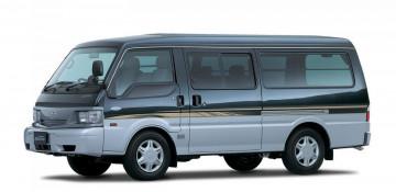 Mazda Bongo III Минивэн 1990—1994