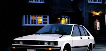 Nissan Langley II (N12) Хэтчбек 5 дв. 1982—1986