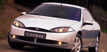 Ford Cougar 1998—2002