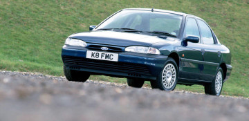 Ford Mondeo I Седан 1993—1996