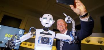 История поисковых роботов