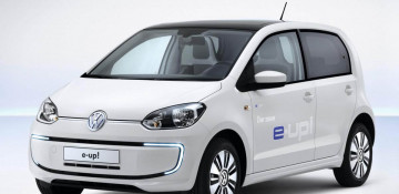 Volkswagen up! Хэтчбек 5 дв. 2012—н.в.