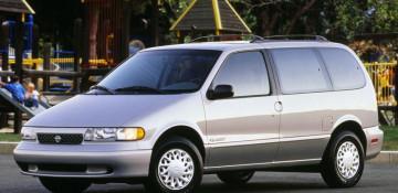 Nissan Quest I Минивэн 1992—1998