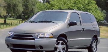 Nissan Quest II Минивэн 1999—2002