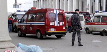 Взрыв в Минске