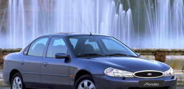 Ford Mondeo II Седан 1994—2001