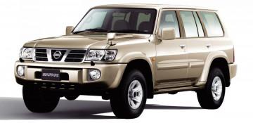 Nissan Safari V (Y61) Внедорожник 5 дв. 1997—2007