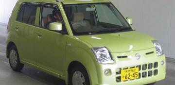 Nissan Pino 2007—2009