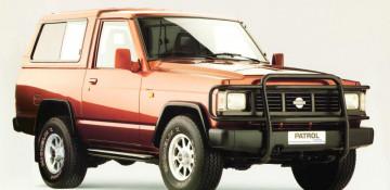 Nissan Patrol III (K160, K260) Внедорожник 3 дв. 1979—1990