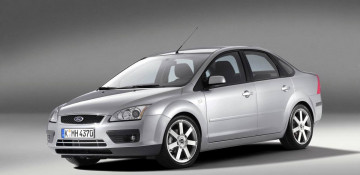 Ford Focus II Седан 2004—2008