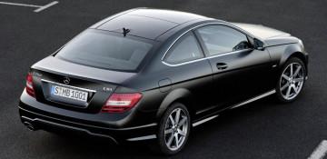 Mercedes-Benz C-klasse III (W204) Рестайлинг Купе 2011—н.в.