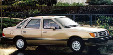 Ford Tempo Седан 1984—1995
