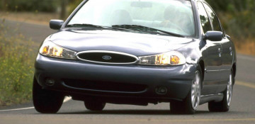 Ford Contour 1994—2002