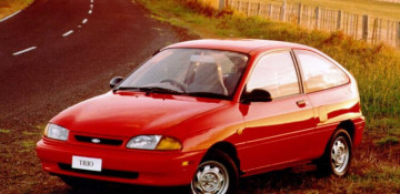 Ford Aspire 1994—1998