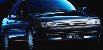 Ford Orion III Седан 1990—1993
