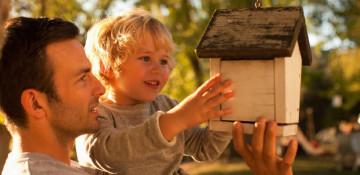Какую же роль играет отец в развитии ребенка