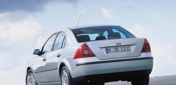 Ford Mondeo III Седан 2000—2007