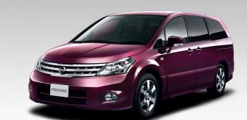 Nissan Presage II Минивэн 2003—2009