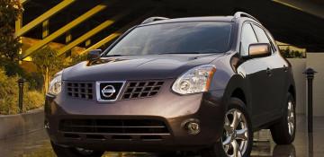 Nissan Rogue I Внедорожник 5 дв. 2007—2013