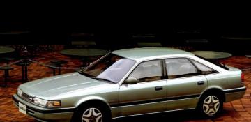 Mazda Capella IV Хэтчбек 5 дв. 1989—1994