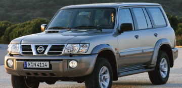 Nissan Patrol V (Y61) Внедорожник 5 дв. 1997—2010