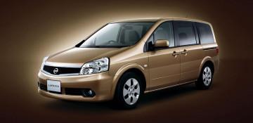 Nissan Lafesta 2004—2011