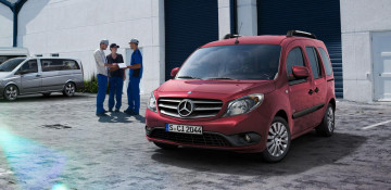 Mercedes-Benz Citan 2012—н.в.