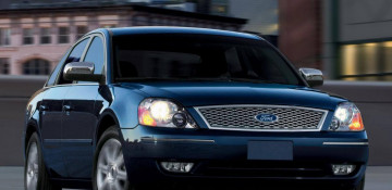 Ford Five Hundred 2004—2007