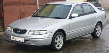 Mazda Capella VI Седан 1997—2002