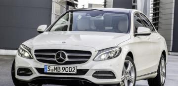 Mercedes-Benz C-klasse IV (W205) Седан 2013—н.в.