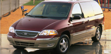 Ford Windstar 1994—2003