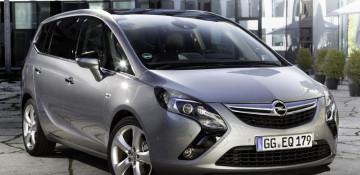 Opel Zafira C Компактвэн 2012—н.в.