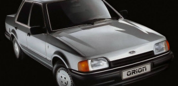 Ford Orion II Седан 1985—1990