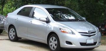 Toyota Yaris II Седан 2006—2012