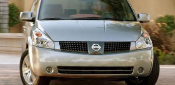 Nissan Quest III Минивэн 2003—2009