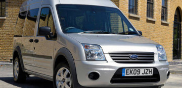 Ford Tourneo Connect 2003—2013