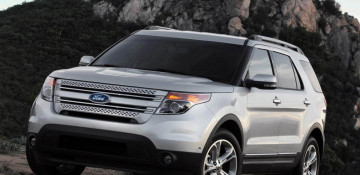 Ford Explorer V Внедорожник 5 дв. 2010—н.в.