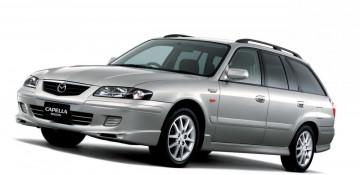 Mazda Capella VI Универсал 5 дв. 1997—2002