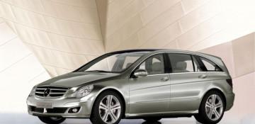 Mercedes-Benz R-klasse I Минивэн 2005—2009