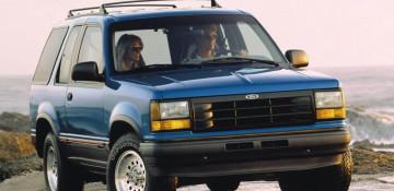 Ford Explorer I Внедорожник 3 дв. 1991—1994