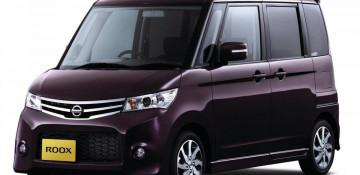 Nissan Roox 2009—2013
