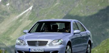 Mercedes-Benz S-klasse IV (W220) Седан 1998—2005